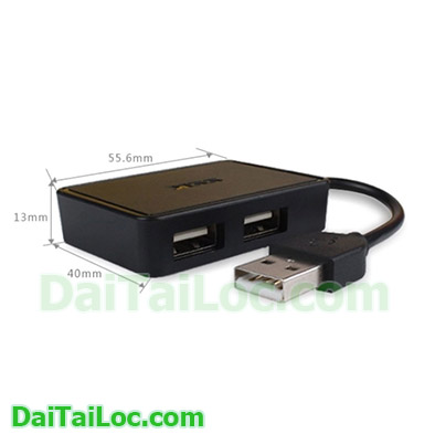 Hub USB 4port SSK200