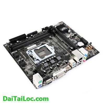 Mainboard COLORFUL BATTLE AXE C.B85K-HD MAGIC AUDIO V22
