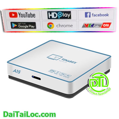 TV Vinabox A15 Android 10