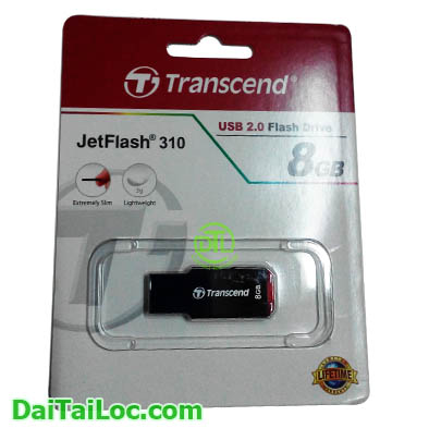 USB Transcend 8GB JetFlash 310