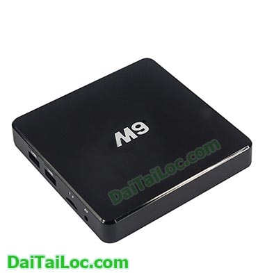 Android tv box mele m9