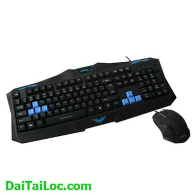 Keyboard & Mouse - Combo Jedel g9