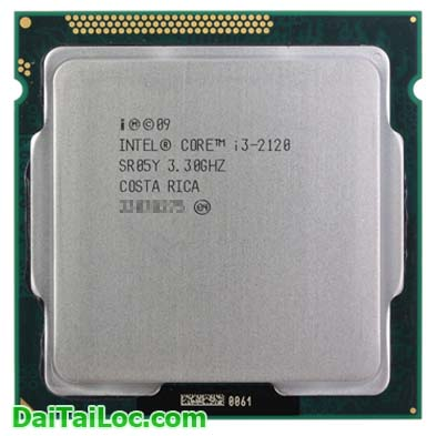CPU Intel Core i3-2120 Tray