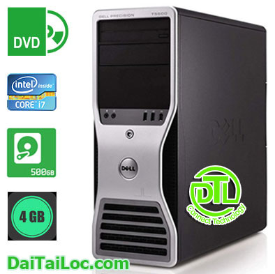 dell t5500 cũ workstation