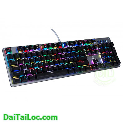 keyboard HP gk100s rgb có led