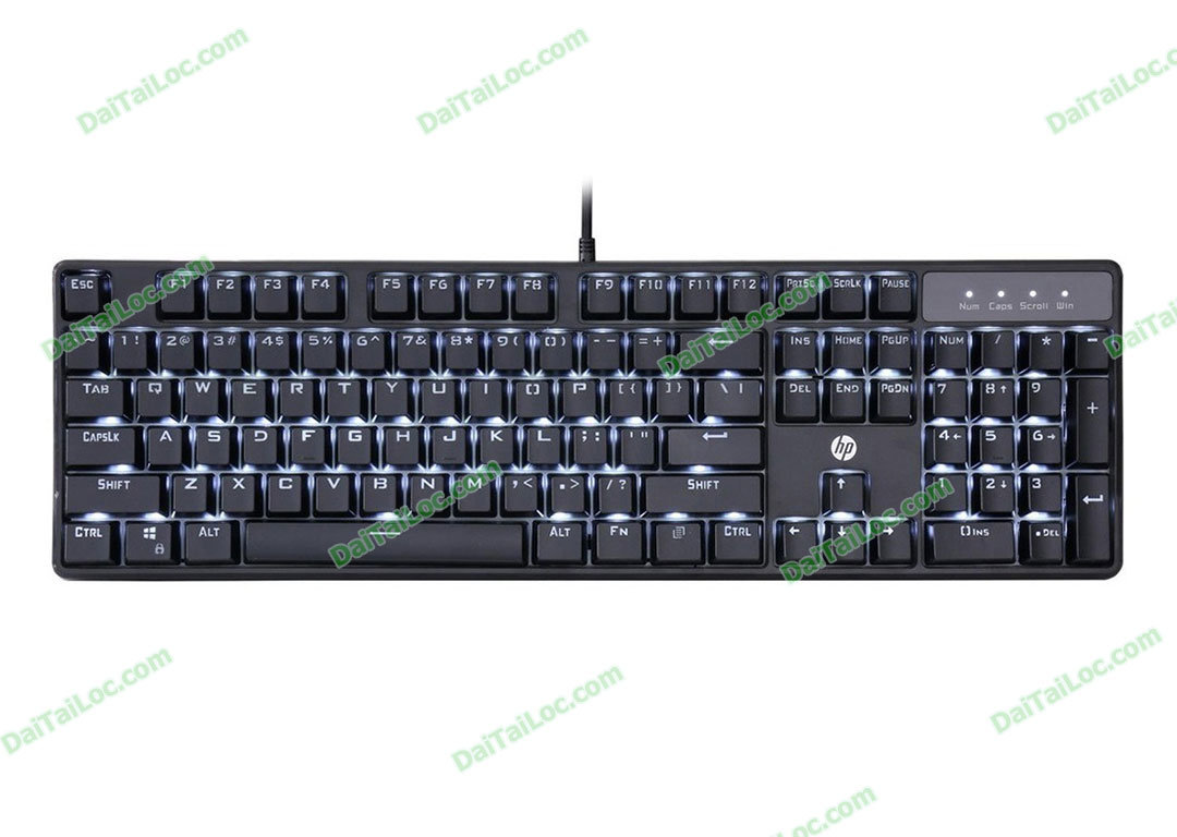 keyboard HP GK 320