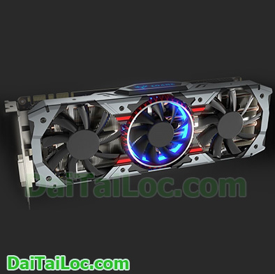 Card màn hình 8GB Colorful iGame GTX1070 X-TOP-8G Advanced Limited