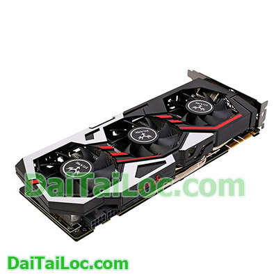 Colorful iGame GTX1070 U-TOP-8GB GDRR5 256bit
